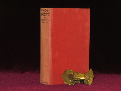 London (1935): Victor Gollancz Ltd. First Ediiton Thus. Very Good/No Dust Jacket. 12mo, 288 pages; f...