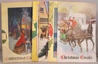 image of Five pamphlets: Christmas Carols.