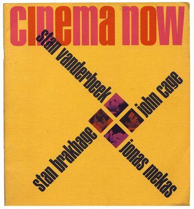 (Cincinnati): (University of Cincinnati). (1968). The text of a symposium on American Underground Fi...