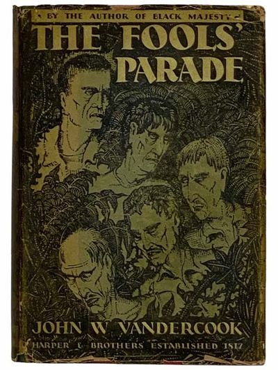 New York: Harper & Brothers, 1930. First Edition. Hard Cover. Very Good/Very Good. Blaine, Mahlon. F...