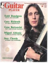 GUITAR PLAYER October 1977, Volume 11, Number 10