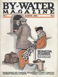 By-Water Magazine - Vol.1,  No. 1-7 &9-12,  Mar.1916 - Feb.1917