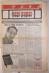 image of Our Paper, Your Paper; the gay family paper of the Santa Clara Valley; vol. 2, #3, February 9, 1983