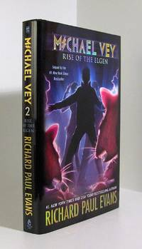 image of Michael Vey: Rise of the Elgen (Book 2) {Signed and Dated}