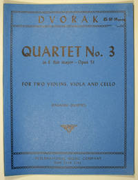 Quartet No. 3 in E flat major--Opus 51 for two Violins, Viola and Cello