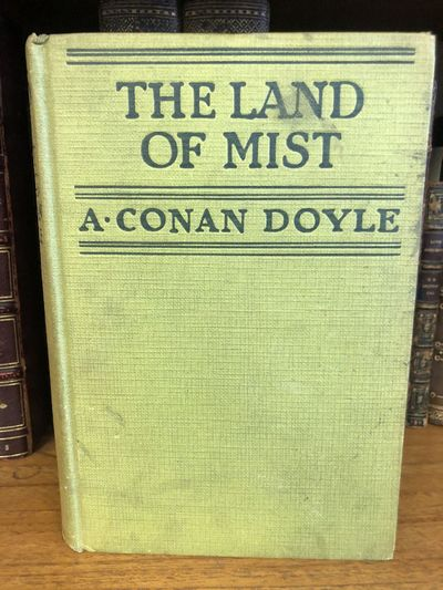 New York: George H. Doran Company, 1926. First U. S. Edition. Hardcover. Octavo, 285 pages; VG-; Spi...