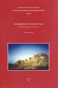 image of Les Armeniens en Chypre (577-1211)