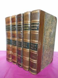 THE HORTICULTURAL REGISTER AND GENERAL MAGAZINE  [complete in Five Volumes 1831 - 1836]