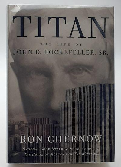 New York.: Random House., 1998. 1st Edition.. Quarter black cloth over brown boards, gilt spine titl...