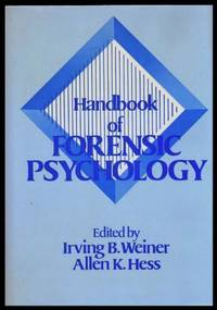 image of HANDBOOK OF FORENSIC PSYCHOLOGY