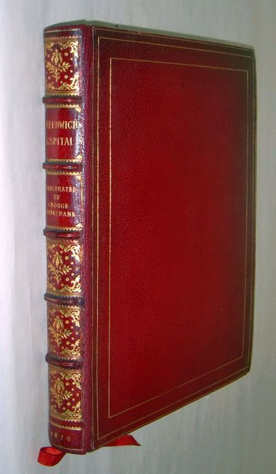 London: James Robins & Co, 1826. Extra-illustrated first edition of this series of humorous narrativ...