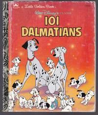 image of Walt Disney's 101 Dalmations - A Little Golden Book No.105-84