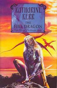 FIRE DRAGON (SIGNED)