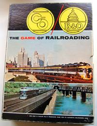 AH: C&O / B&O, the Game of Railroading, Board Game