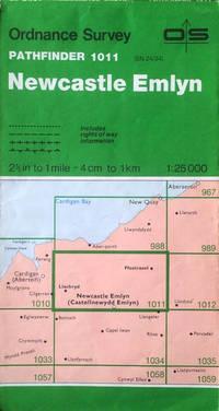 Newcastle Emlyn 1:25,000 SN24/34
