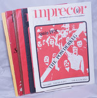 inprecor [1975, limited run] international press correspondence