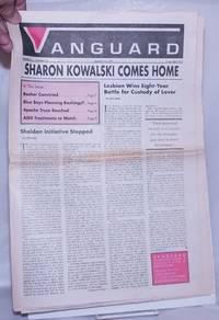 image of Vanguard News & Views: vol. 2, #21, January 10, 1992: ASharon Kowalski Comes Home