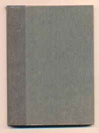 The Barrett Library: Robinson Jeffers- A Checklist of Printed and Manuscript Works of Robinson Jeffers in the Library of the University of Virginia