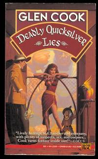 DEADLY QUICKSILVER LIES.  GARRETT P.I. SERIES
