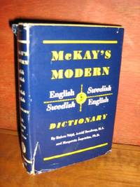 McKay's Modern English-Swedish and Swedish-English Dictionary by  Ruben Nojd - Hardcover - Later Printing - 1979 - from Brass DolphinBooks and Biblio.com