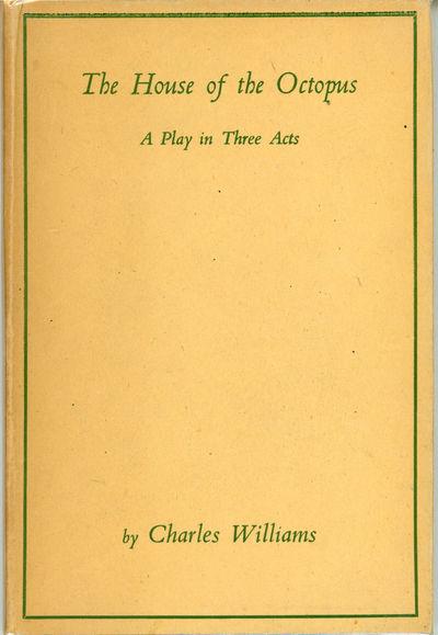 London: Edinburgh House Press, 1945. Octavo, pp. 5-7 9-115 , original green cloth, front panel stamp...