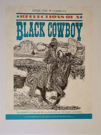 "image of Promotional Poster -  ""Reflections of a Black Cowboy "" COWBOYS ( Book One)"