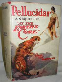 """image of Pellucidar; A Sequel to """" At the Earth's Core"""""""