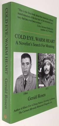 image of Cold eye, warm heart: a novelist's search for meaning