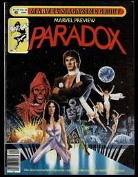 image of Paradox: Marvel Preview Vol. 1 No. 24