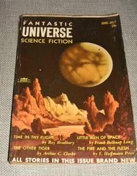 image of Fantastic  Universe Science Fiction Volume 1 Number 1 for June  - July 1953