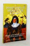 What Does It Mean To Be A Saint? Reflections on Mary McKillop, Saints and Holiness in the Catholic Tradition