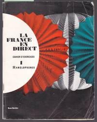 image of La France En Direct Cahier D'exercises 1 Anglophones