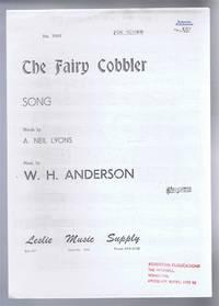 The Fairy Cobbler, Song. No. 7007. Middle D to E