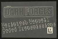 Star Wars Dark Forces. Macintosh Manual: Coded Transmissions