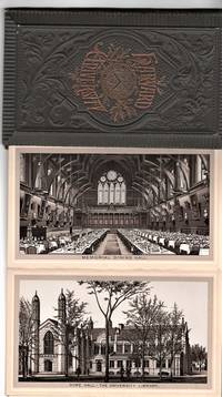 HARVARD UNIVERSITY  [Albertype views by Louis Glaser] by  Cambridge Massachusetts - First Edition - 1886 - from R & A Petrilla, ABAA, IOBA and Biblio.co.uk