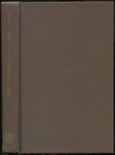New York: Negro Universities Press, 1969. Hardcover. Fine. Facsimile reprint of 1911 first edition. ...