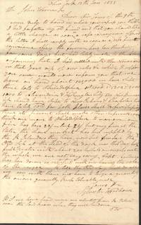 Collection of Papers from the Estate of John Warner [1815-1840]