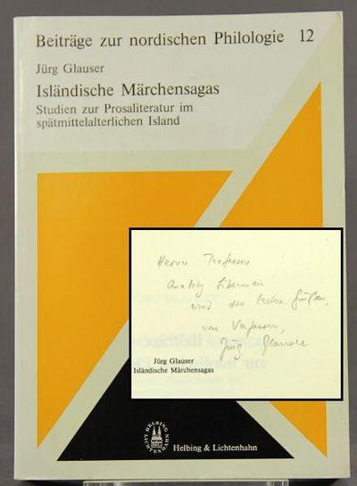 Basel: Helbing & Lichtenhahn, 1983. First edition, 8vo, pp. vii, , 357; fine copy in original white ...