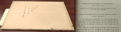 First Edition. Softcover. 8vo., 43 pages, 6 folded leaves, illustrated; VG-; peach cover with ink in...