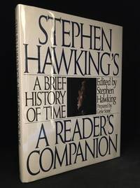 image of Stephen Hawking's a Brief History of Time; A Reader's Companion
