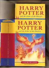 Harry Potter and the Order of the Phoenix [Children's Dust Wrapper Edition] [6]
