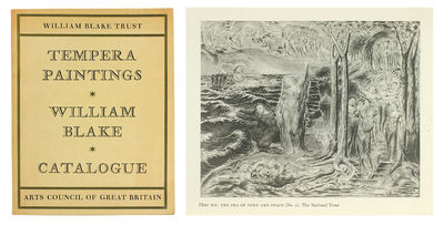 4to. London: Arts Council of Great Britain, 1951. 4to, 32 pp., 13 collotype plates, one folding. Pap...