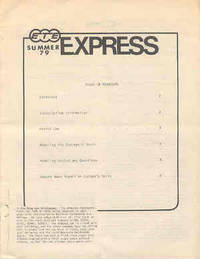 ETE (European Train Enthusiasts) Express Summer 1979