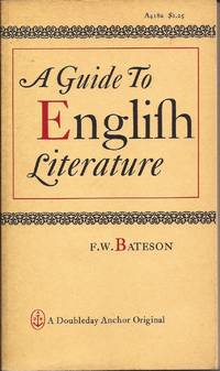 image of A Guide to English Literature