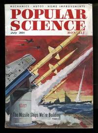 image of POPULAR SCIENCE Monthly: July 1956