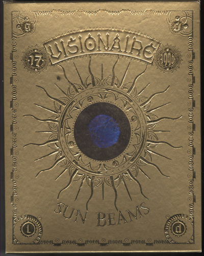 New York: Visionaire, 1996. First Edition. Hardcover. Near Fine Condition. Loose pages in a gold box...