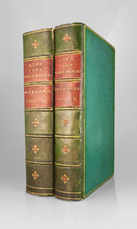 The Life Of Josiah Wedgwood From His Private Correspondence And Family Papers. In Two Volumes by  Eliza METEYARD - 1st Edition - 1865 - from Michal Sawka Rare & Collectable (SKU: 000498)