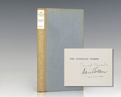 London: William Heinemann Ltd., 1926. First edition, second impression of the classic stage adaptati...
