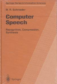 image of Computer Speech Recognition, Compression, Synthesis