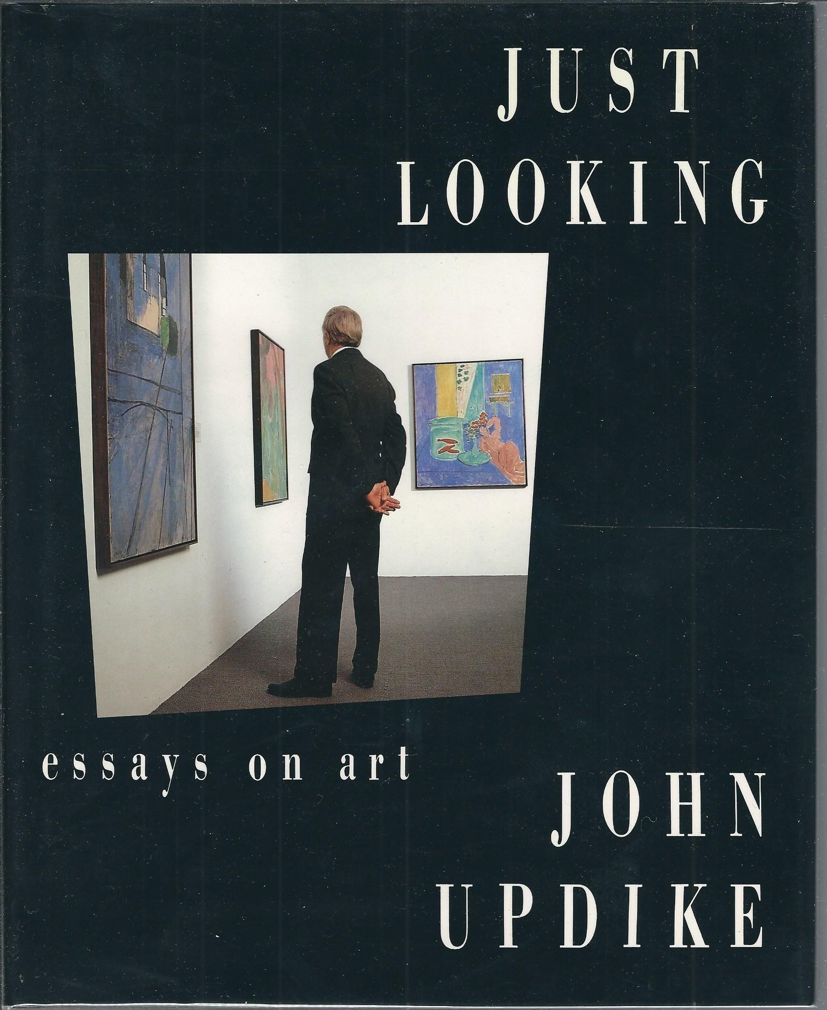john updikes works essay